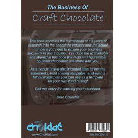 business plan for starting a chocolate company pdf